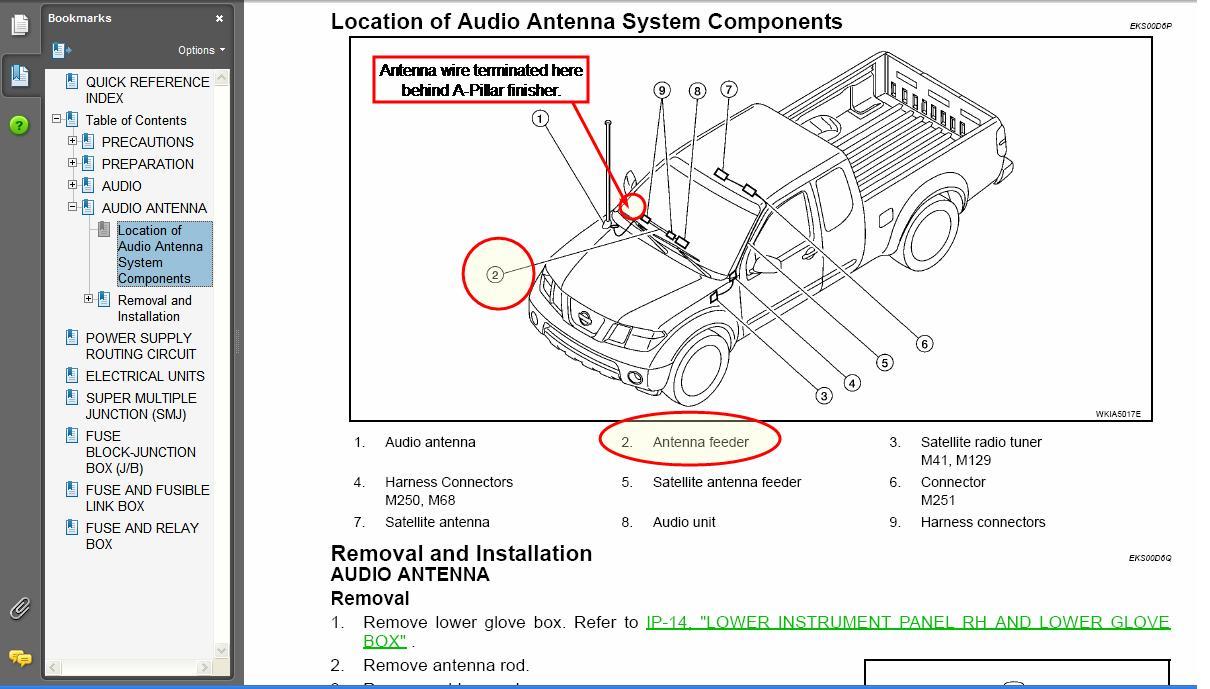 xm radio wiring position nsor wiring diagram toyota aux