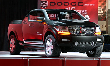 New Dodge Rampage Concept Nissan Frontier Forum