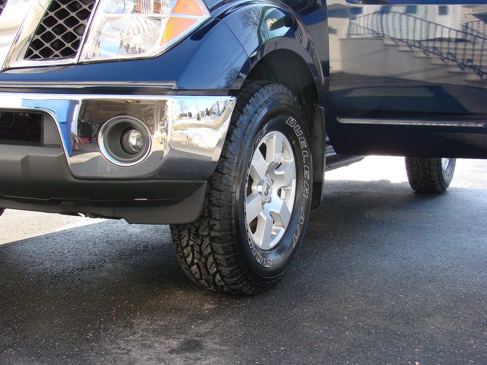 Tire Discussion Page 2 Nissan Frontier Forum