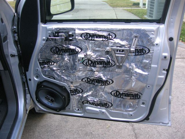 Click image for larger version Name: Right Front Door.jpg Views: 14329 Size ... & Dynamat and Speaker Install - Pics - Nissan Frontier Forum Pezcame.Com