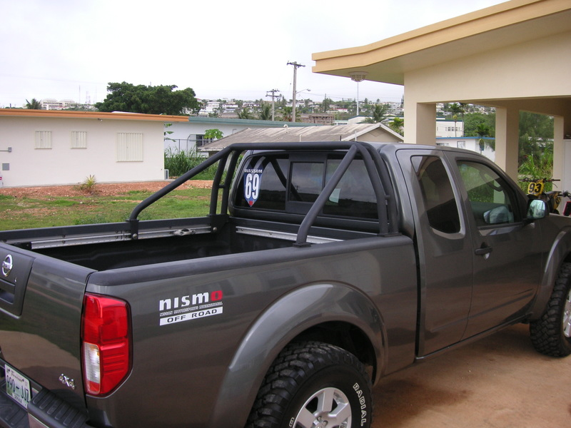 Bed mounted light bar page 3 nissan frontier forum aloadofball Gallery