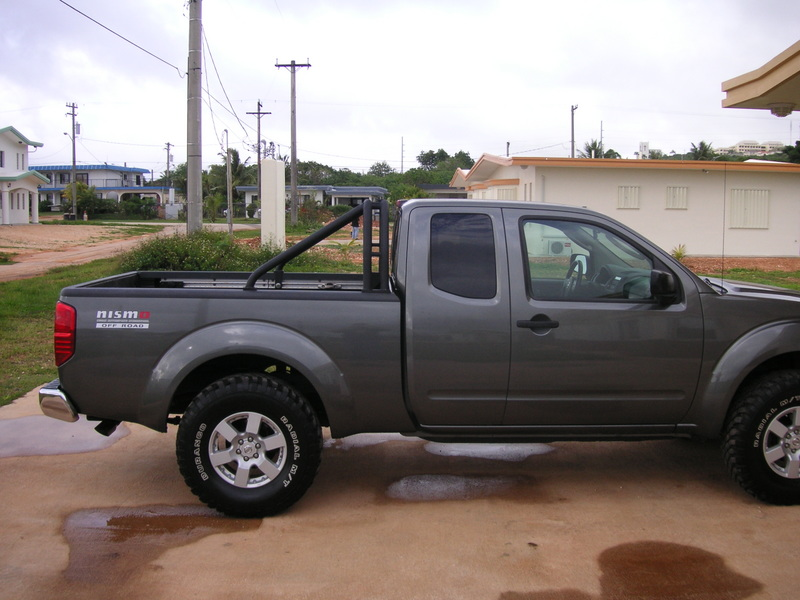 Bed mounted light bar nissan frontier forum click image for larger version name roll bar 3g views 20752 size aloadofball Gallery