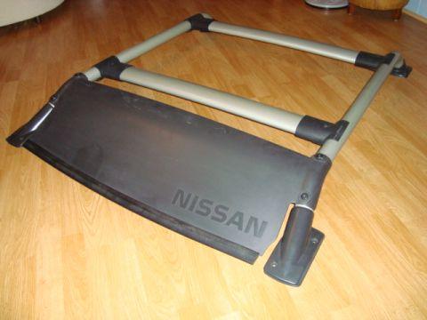 Nissan Frontier Roof Rack