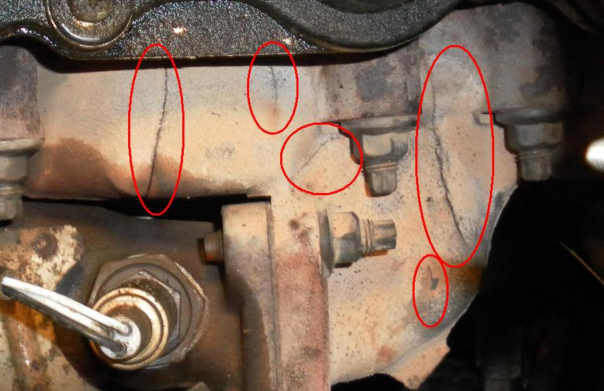 Cracked Exhaust Manifolds Nissan Frontier Forum