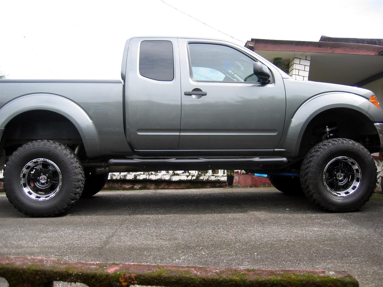 Nissan Frontier Leveling Kit Before And After >> Let's see your before and after - Page 4 - Nissan Frontier Forum