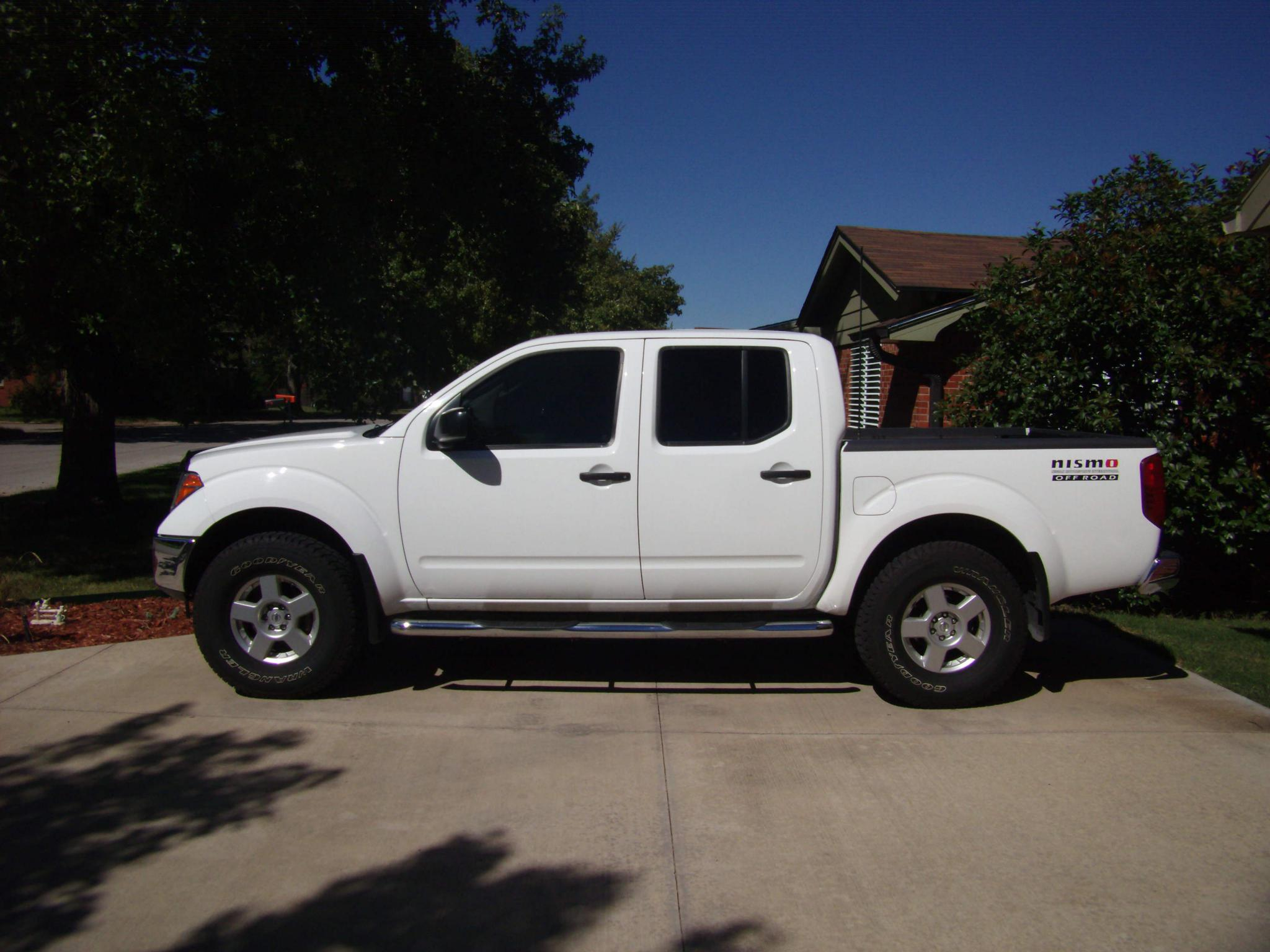 2005 Chevy Colorado Crew Cab 2012 nissan frontier leveling kit Car Tuning