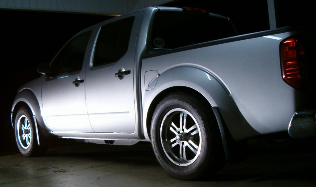 2nd Option To Lower The Rear Nissan Frontier Forum