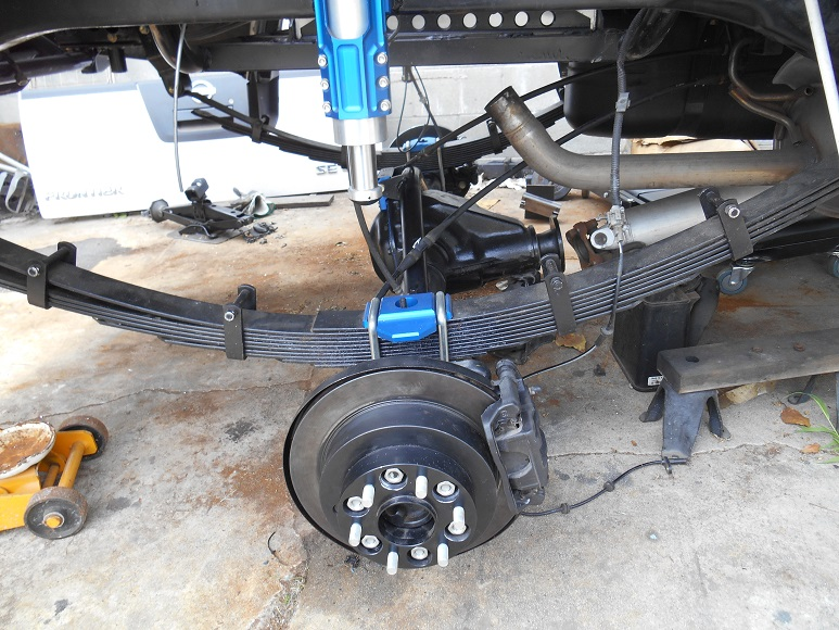 Deaver Leaf Springs >> Installed Prg Deaver 10 Pack Now This Nissan Frontier Forum