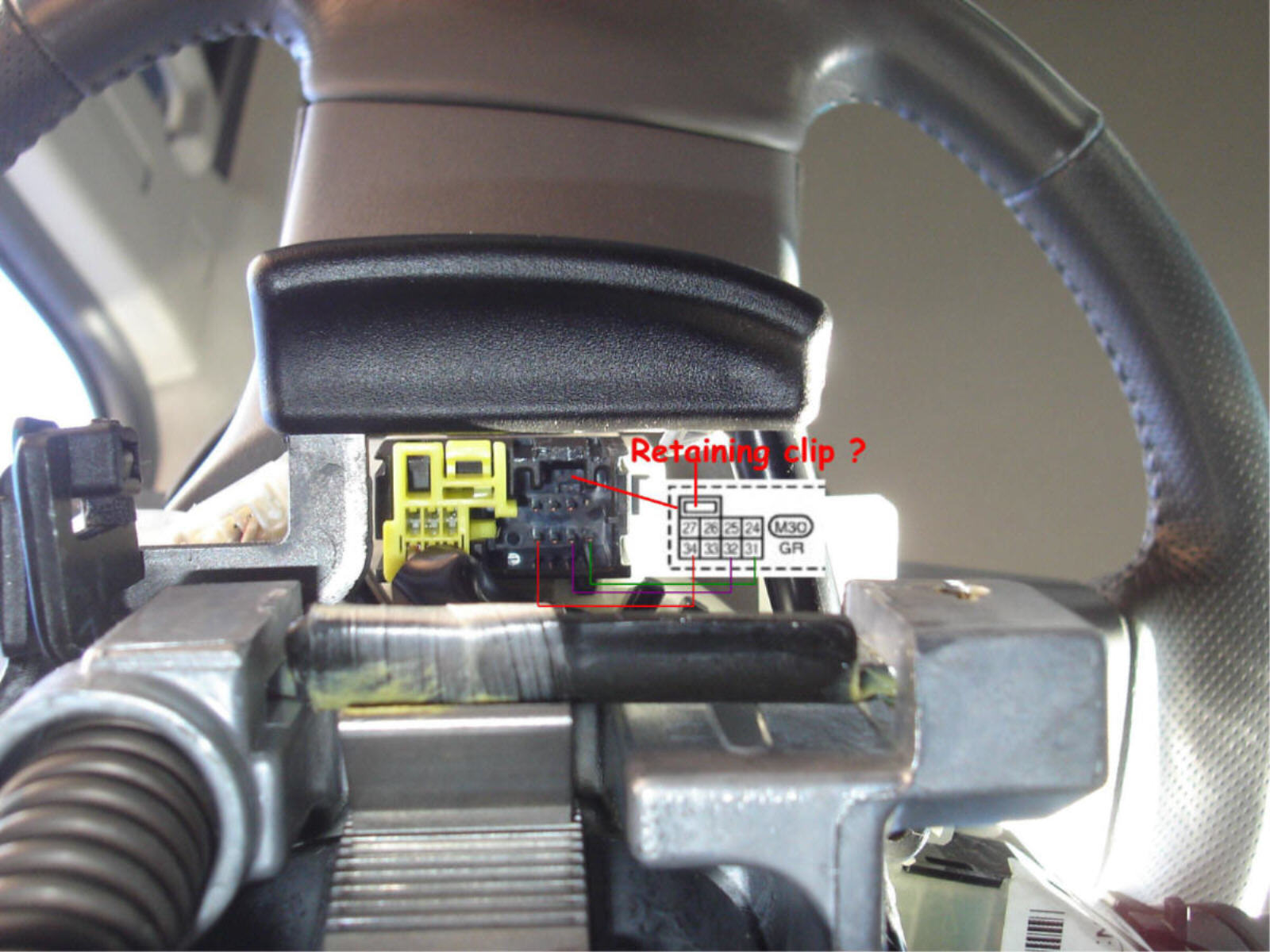 D Steering Wheel Control Wiring Pics Steering Wheel Controls Wiring on steering column wiring diagram