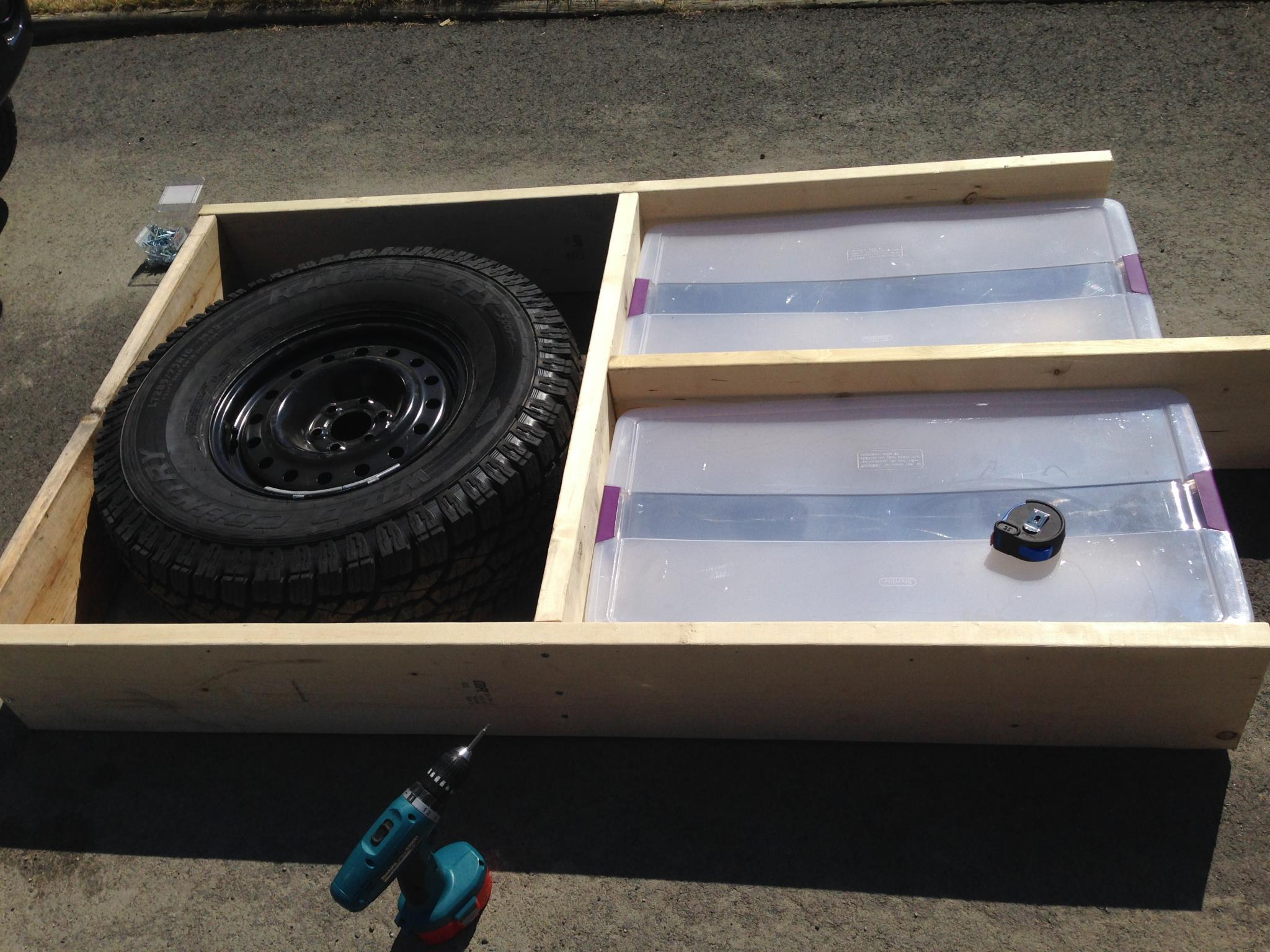 Truck Bed Storage Ideas Nissan Frontier Forum