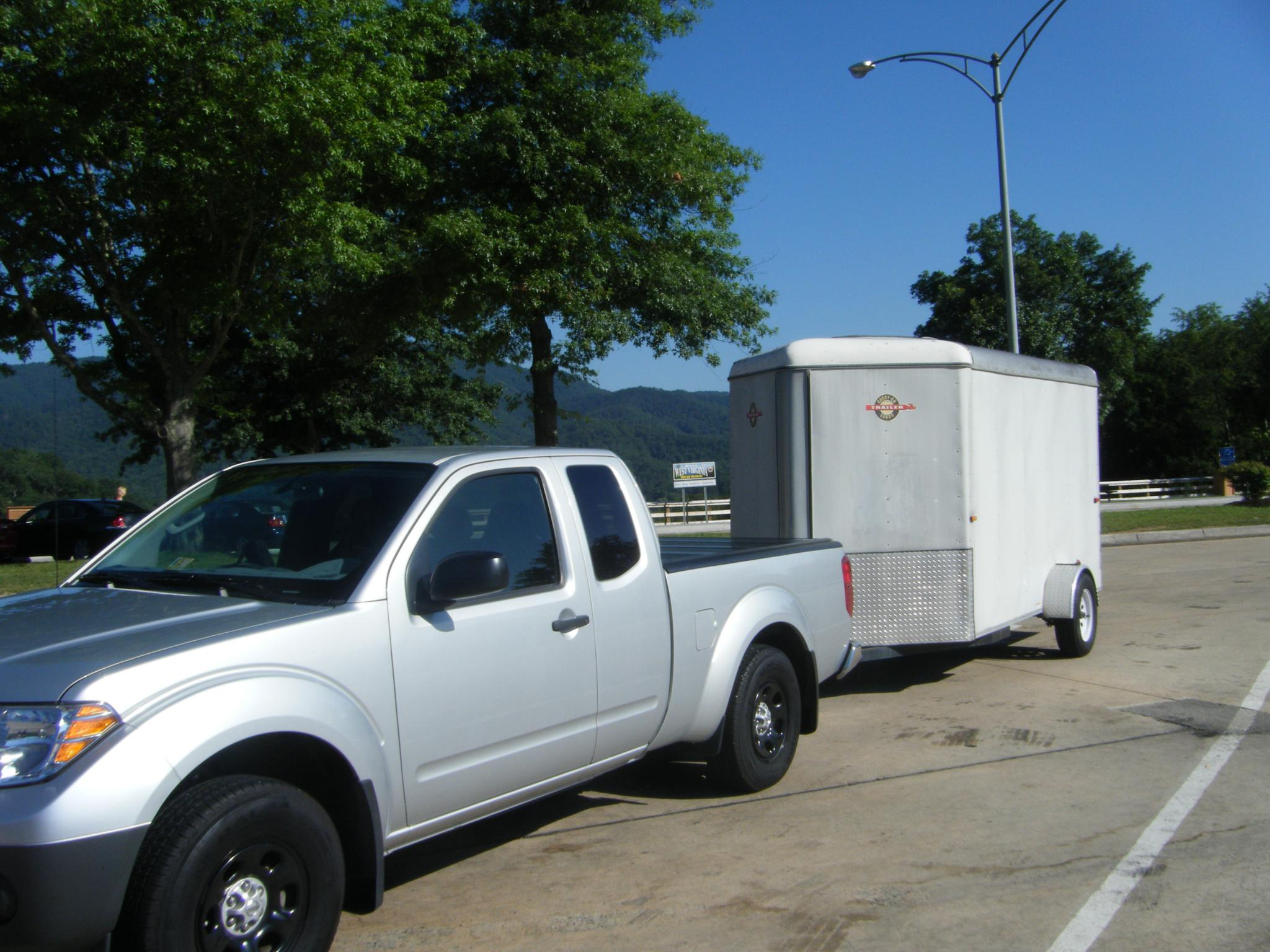 Towing With 2 5l Nissan Frontier Forum