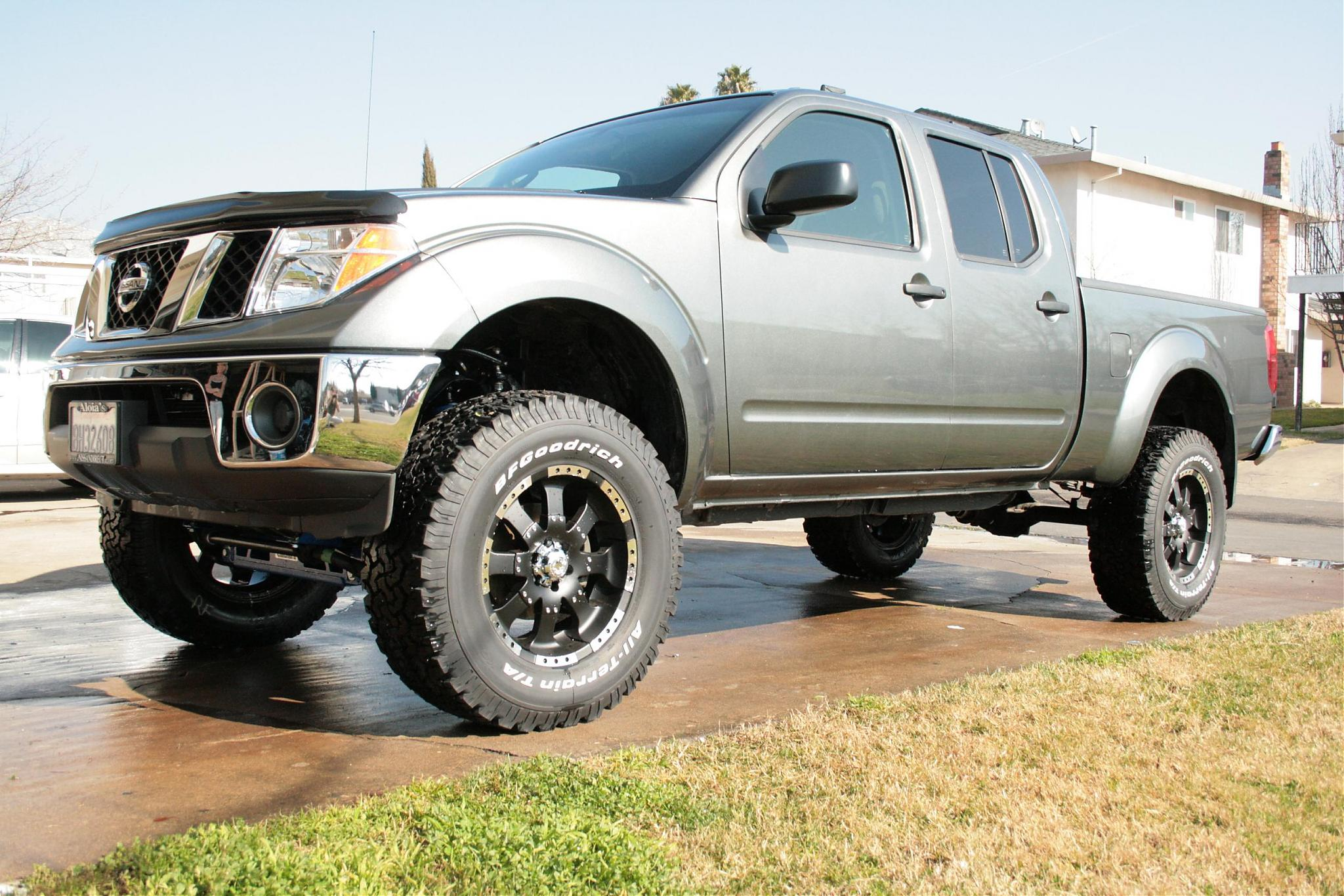 Pics Of A Nissan Patrol Lifted 6 Inches