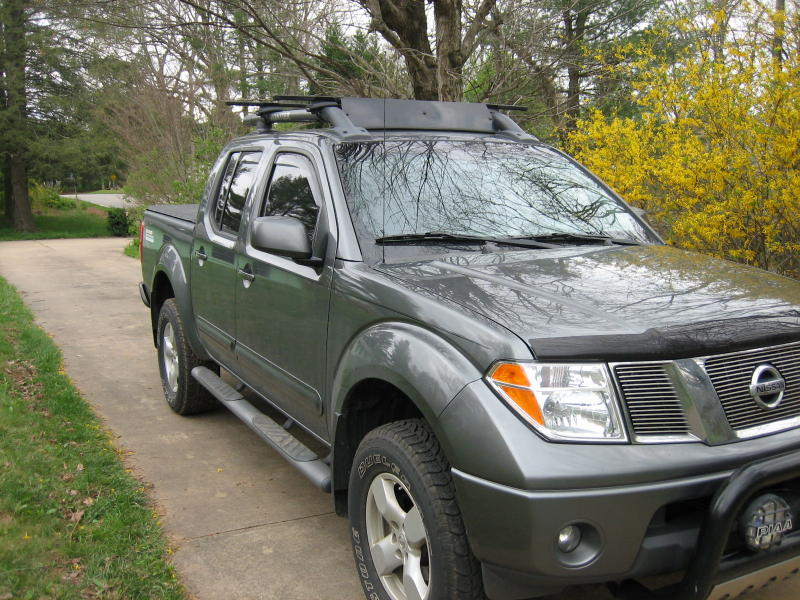 Nissan frontier roof rack light bar cosmecol light bar for roof rack page 4 nissan frontier forum aloadofball Image collections