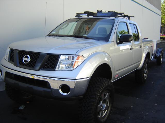 Yakima rack ed on 2007 crew cab - Page 3 - Nissan Frontier Forum