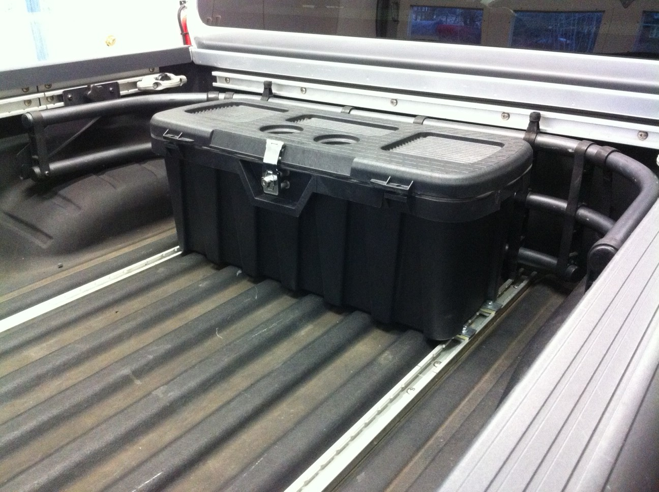 post pictures of your in bed tool box - page 7 - nissan frontier forum