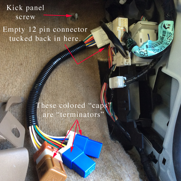 Aftermarket Tow Wiring Running Lights Nissan Frontier Forum