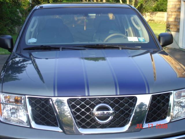 Nissan Frontier Stripes >> New Stripes Nissan Frontier Forum