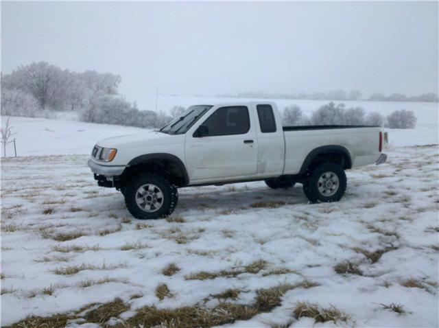 wish they made a new 4cyl 4x4 - nissan frontier forum