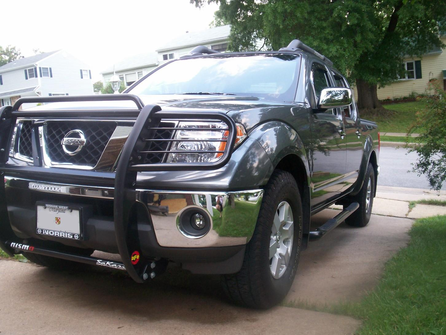 Brush guard/Side steps from eBay - Nissan Frontier Forum