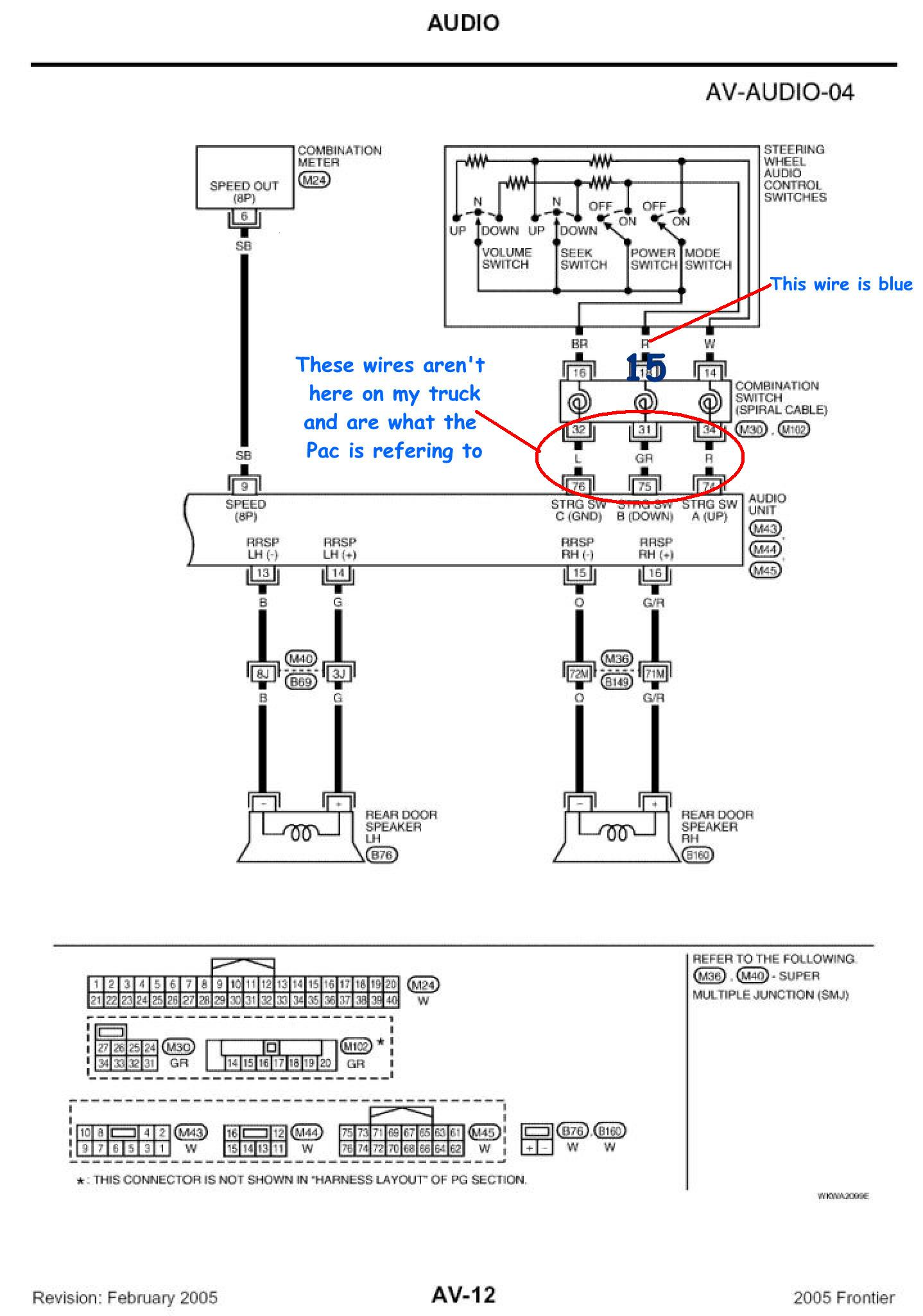 Dodge Sprinter Radio Wiring Harness Nissan Frontier Steering Wheel Control Diagram Pics Page 3 Forum Rh Clubfrontier Org Bmw 325i
