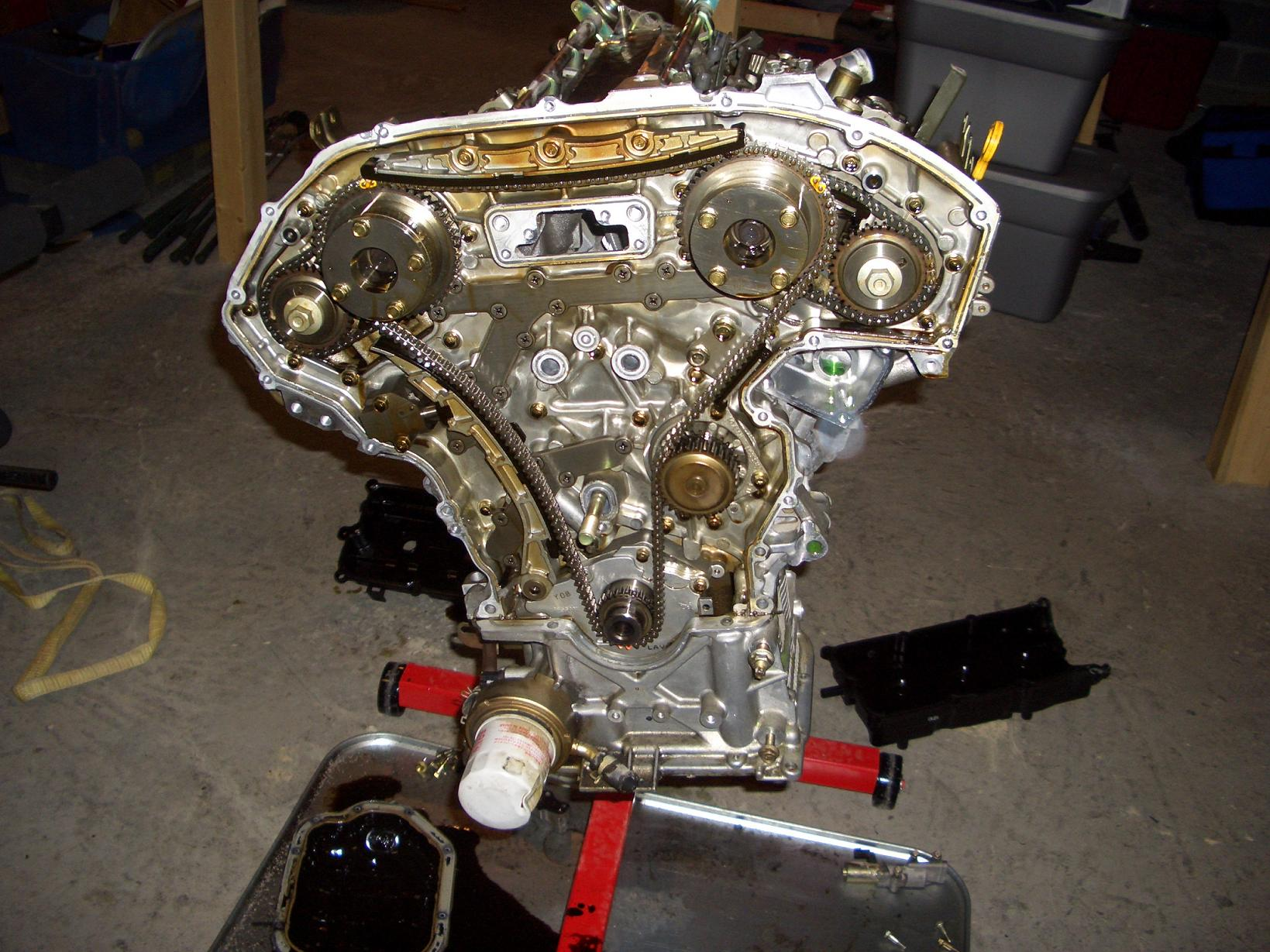 timing chain problem? | Nissan Frontier Forum