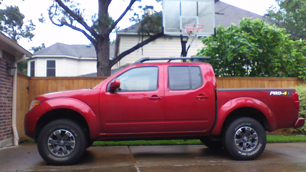 yesterday trucks nissan pro purchased comments frontier my r