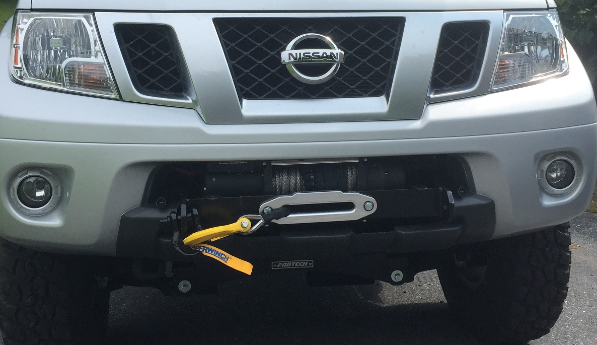 2007 Tahoe Reviews >> Retaining OEM looks - front winch bumper question - Nissan Frontier Forum