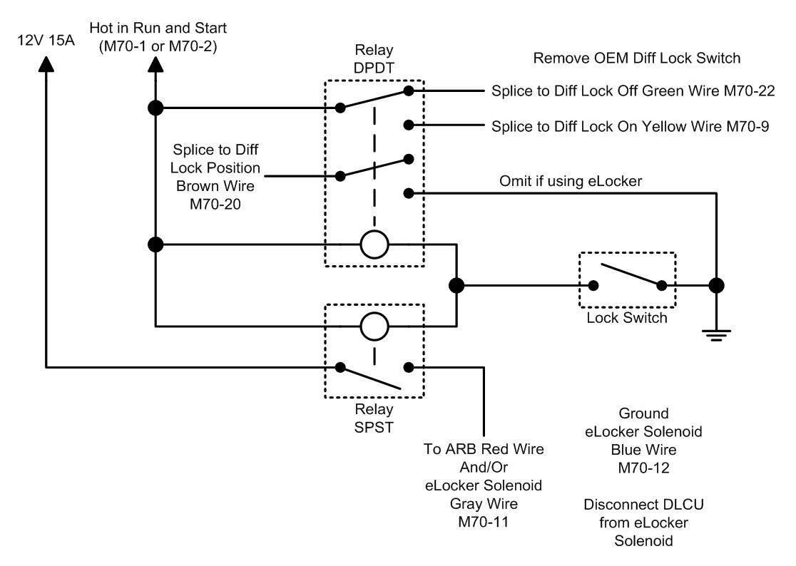 12 Volt Wire Relay Schematic Dpdt Switch Wiring Diagram Of Library Spdt Elocker By Diagrams U2022 Solenoid