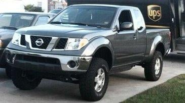 Showcase cover image for 2006 lifted frontier's 2006 Nissan Frontier