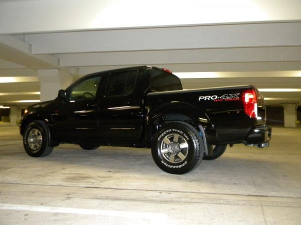 Showcase cover image for BlackPro4x's 2011 Nissan Frontier Pro4x