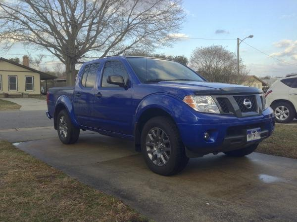 Showcase cover image for Honey Badger's 2012 Nissan Frontier