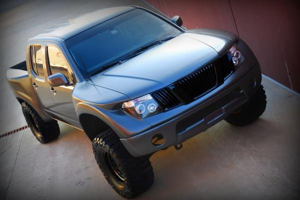 Showcase cover image for Idleone's 2006 Nissan Frontier