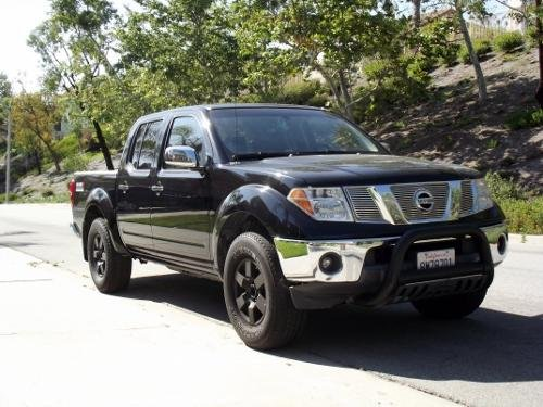 Showcase cover image for Ryan--'s 2005 Nissan Frontier