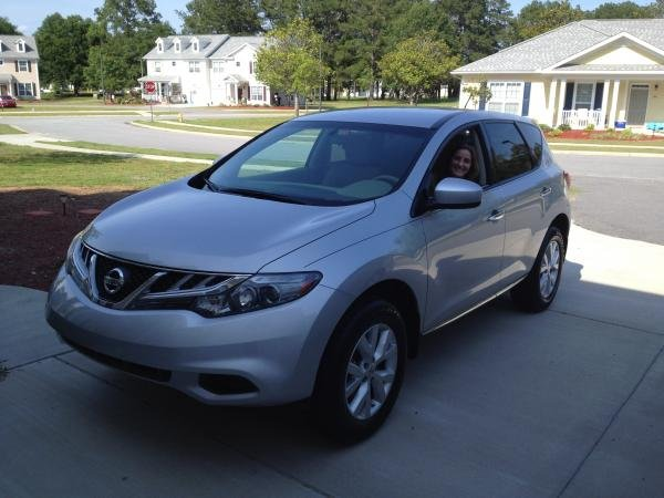 Showcase cover image for WOLF_527's 2011 Nissan Murano