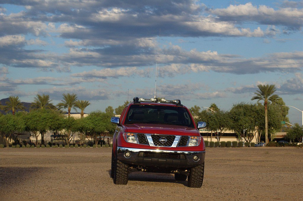 Roof Rack Lights From Nissan Nissan Frontier Forum