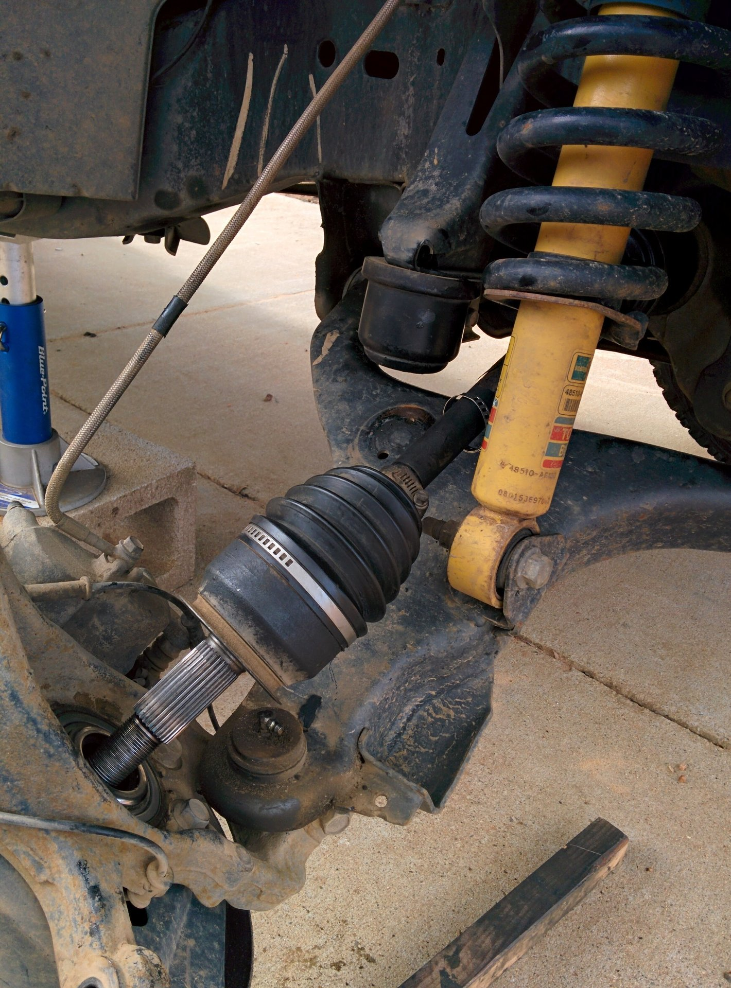 HOW TO: CV Joints (Removal, Service, Install) | Nissan