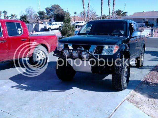 Calmini 2nd Gen front bumper - any good? | Nissan Frontier Forum