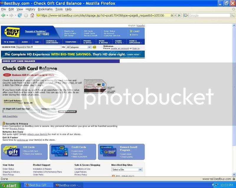 Best Buy Gift Card Nissan Frontier Forum