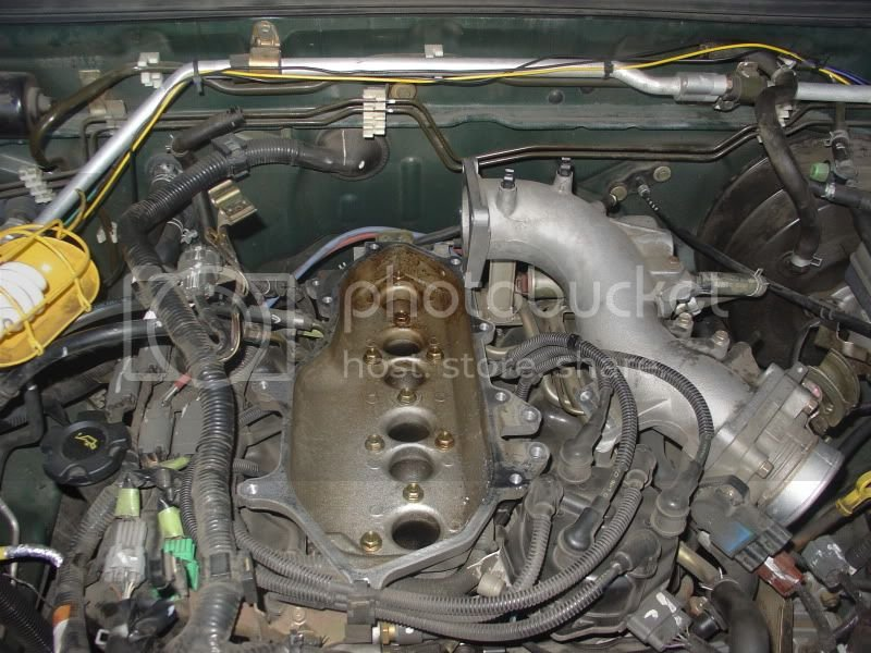 How to: Replace knock sensor on a 3 3 supercharged engine  | Nissan