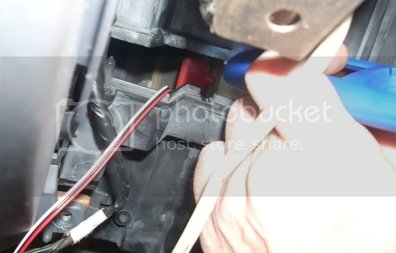 DIY Guide: How to Change the Thermal Control Amp on 1st gen