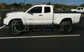 Custom wheels don't fit  Now what?   Nissan Frontier Forum