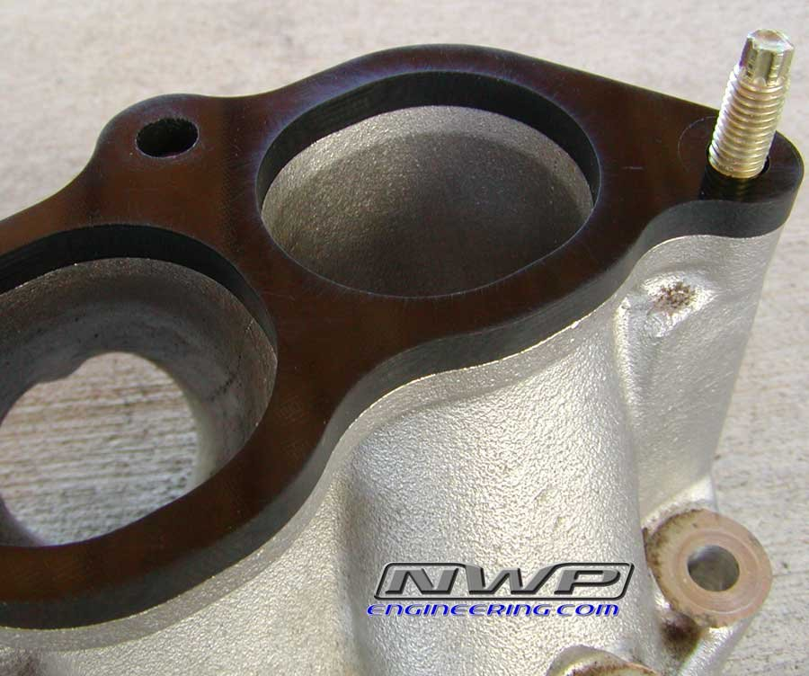 New VQ40DE Frontier Intake Manifold Spacer - Please share your