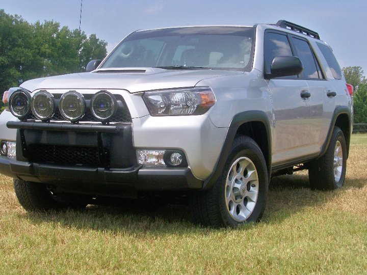 M Trux Style Front Light Bar Any Other Options Nissan Frontier Forum