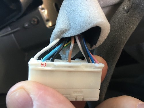 Issues With Creating Backup Camera Wiring Harness