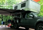 2019 Pro4X - Camping at Ricketts Glen State Park